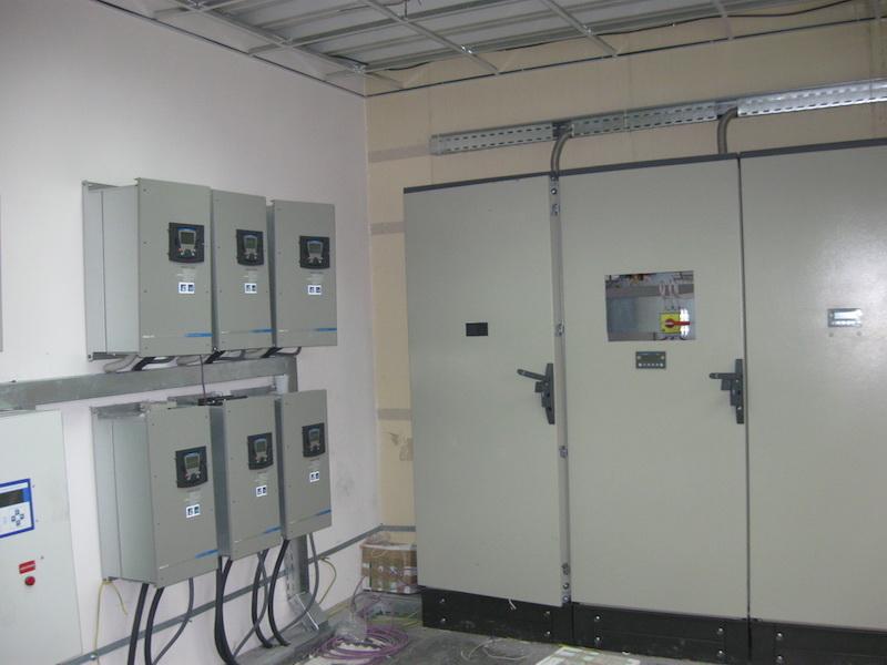 Шафи системи електропостачання